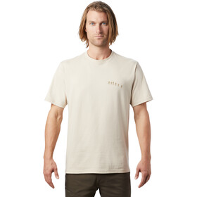 Mountain Hardwear Hotel Basecamp T-shirt Heren, lightlands